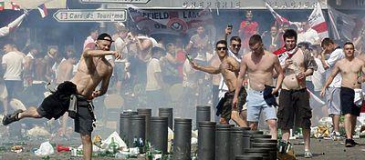 Altercados previos al partido | Foto: @MadridCFyB