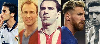 Los cinco mejores jugadores de la historia de la Liga, según el CIHEFE