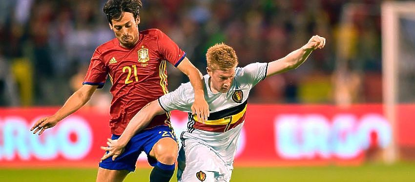 Bélgica - España |Foto: Twitter