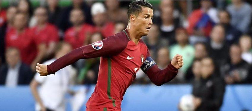 Cristiando Ronaldo | Foto: @SelecaoPortugal