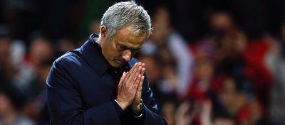 La dura crítica de Mourinho a sus jugadores