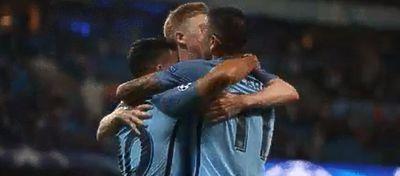 Manchester City celebrando un gol |Foto: Twitter