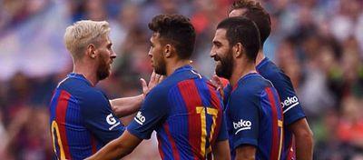 El Barça derriba al campeón de la Premier (4-2)