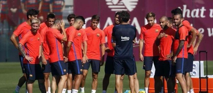 El Barça prepara la primera final de la temporada. Foto: Sport.