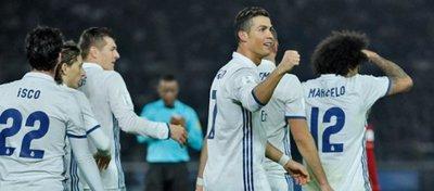 Cristiano Ronaldo fue el gran protagonista de la final con un hat-trick. Foto: Real Madrid.