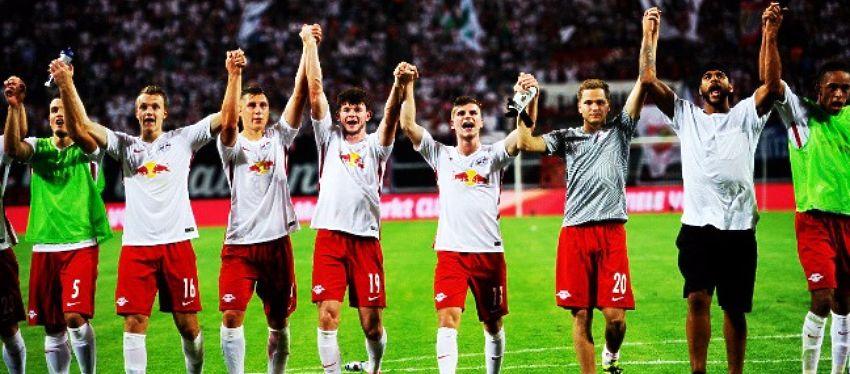 El Liepzig sigue con paso firme en la Bundesliga. Foto: Twitter.