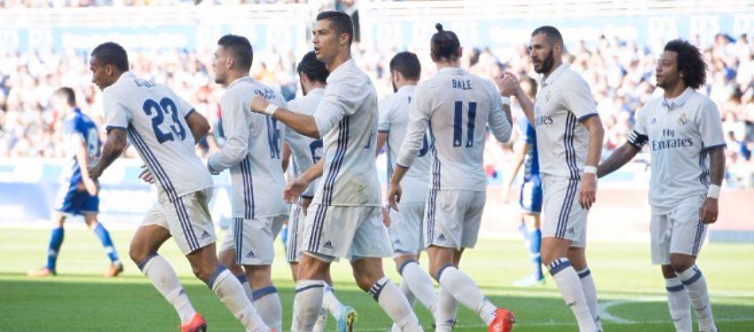 El Real Madrid puede presumir de ser el único 'intocable' de toda Europa. Foto: Diario As.