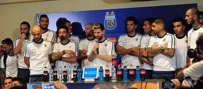 Messi tomó la voz cantante tras el partido ante Colombia. Foto: Diario Olé.