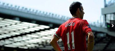 Ryan Giggs, con 36 títulos, se convirtió en el jugador con más trofeos de la historia del fútbol. Foto: As.
