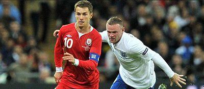 Partido anterior entre Inglaterra y Gales | Foto @England