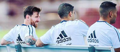 Messi sirá el líder de una Argentina que buscará la revancha ante Chile. Foto: Instagram.