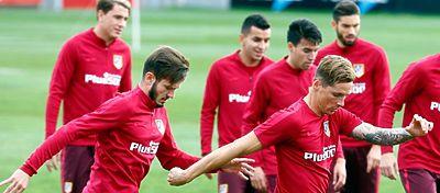 Vrsaljko, la principal novedad de Simeone frente al Sporting