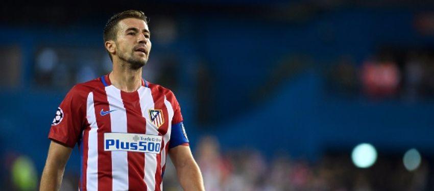 El capitán rojiblanco seguirá vinculado al Atlético de Madrid. Foto: Mundo Deportivo.