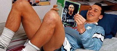 Ibrahimovic desvela quien fueel ídolo de su infancia