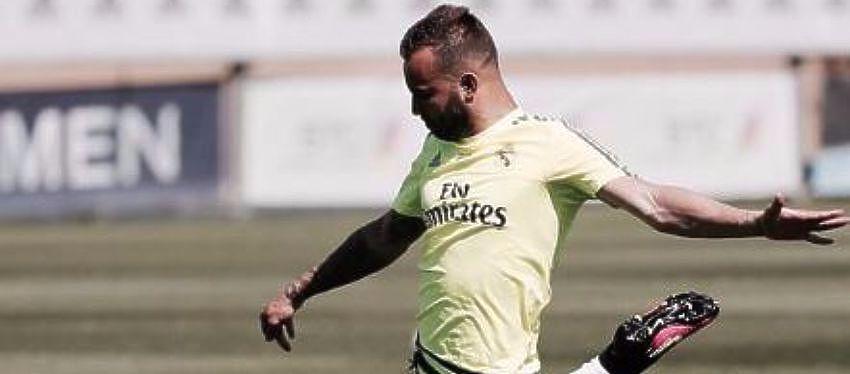 Jesé durante un entrenamiento con el Real Madrid | Foto: @JeseRodriguez10