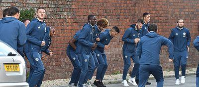 El curioso lugar de entrenamiento del Manchester United