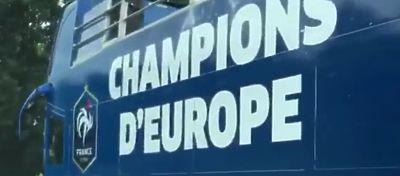 La 'celebración' anticipada de Francia