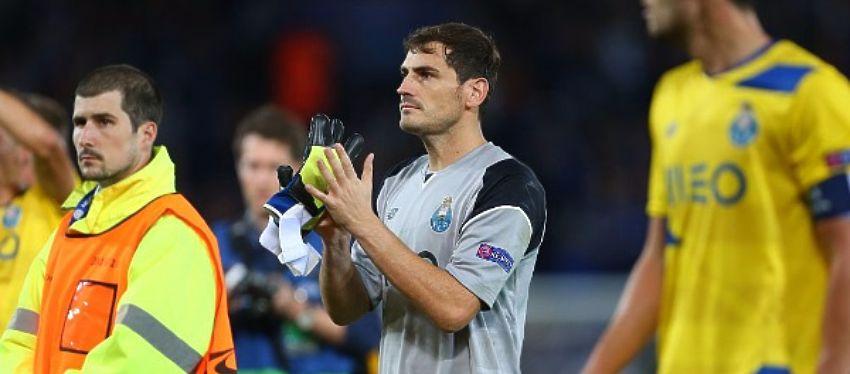 Casillas y su 'acercamiento' al Málaga