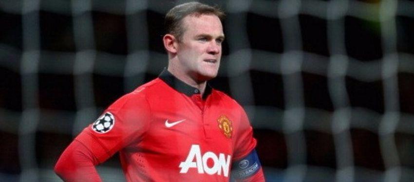 Rooney ha pasado de ser uno de los mejores delanteros del mundo a quedar en el olvido. Foto: Twitter.
