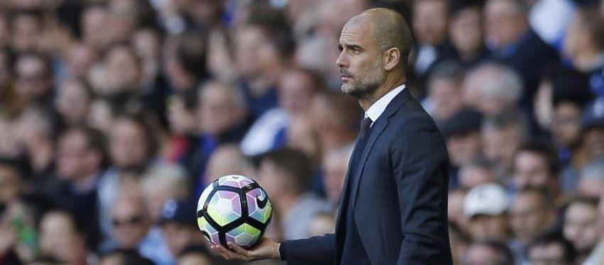Gusten o no, lo cierto es que los métodos de Guardiola están dando resultado en un City que ya es líder. Foto: @marca.