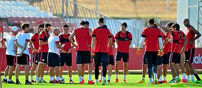 Vietto y Carriço, las principales novedades del Sevilla parasu debut en Champions