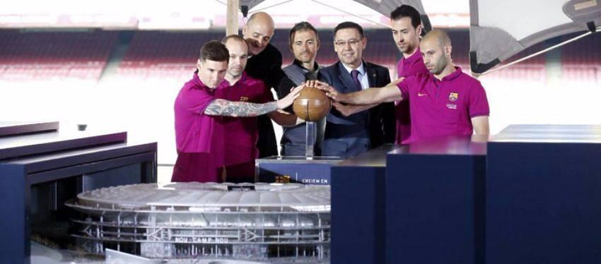 Fuente: FC Barcelona.