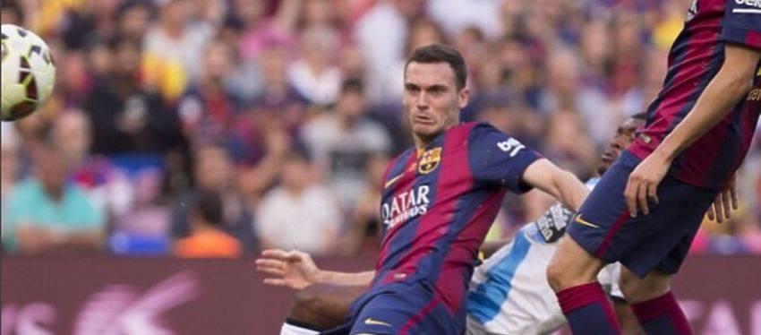 Vermaelen será baja ante el Atlético