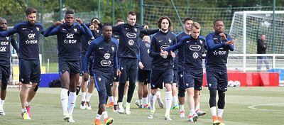 Selección de Francia | Foto: Twitter