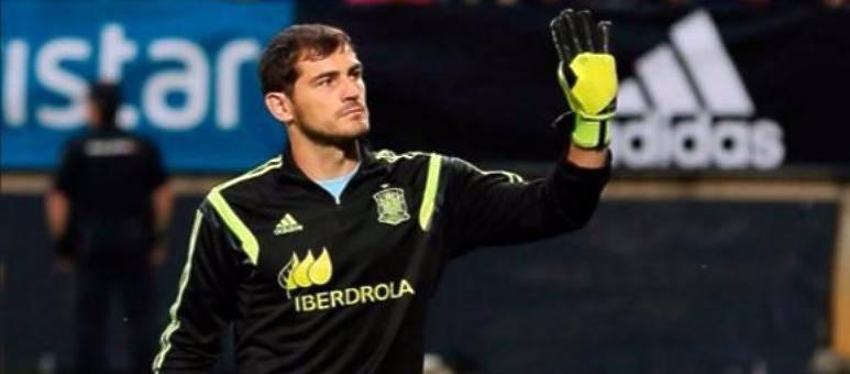 Foto: Iker Casillas