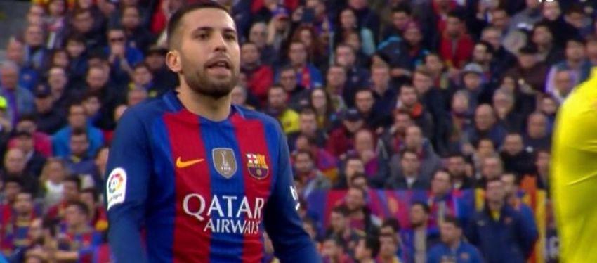 "Jordi Alba a Kovacic: ""Aprende a hablar español tonto"""