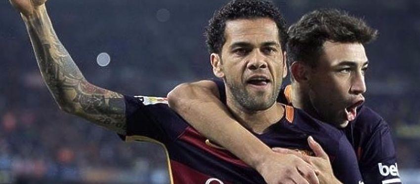 Alves se marchará gratis a la Juventus, donde jugará las próximas tres temporadas. Foto: Instagram.
