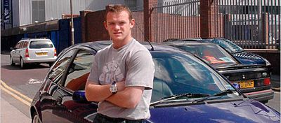 Cinco futbolistas con un coche que hasta tú podrías permitirte