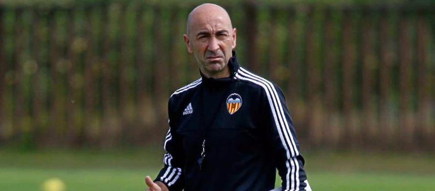El técnico guipuzcoano se ha ganado la confianza del vestuario 'che' en los ocho partidos de Liga. Foto: Sportyou.