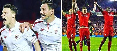 El Sevillallegará más fresco a la final de la Europa League que el Liverpool