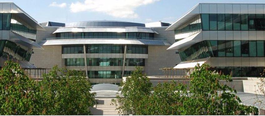 Sede del Banco de Santander