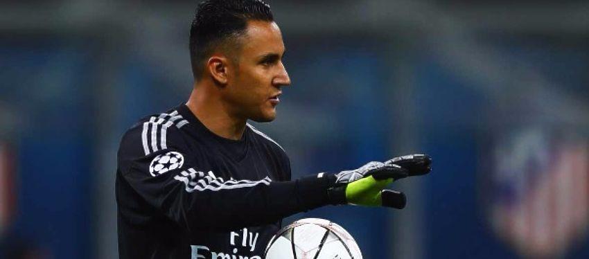 Keylor Navas disputará sus primeros minutos con el Madrid esta temporada. Foto: Sportyou.