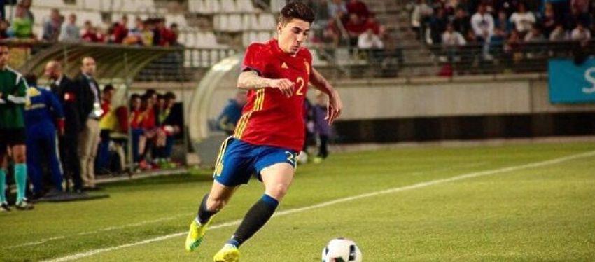 Bellerín debutó ayer ante Bosnia Herzegovina y será uno de los elegidos para la Eurocopa en Francia. Foto: Instagram.