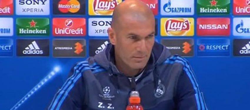 Fuente: Real Madrid TV