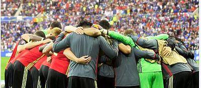 Bélgica | Foto: @Belgianfootball