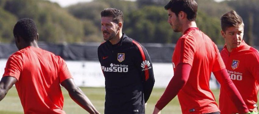 El técnico del Atlético de Madrid no ha dejado nada a la improvisación en esta nueva final de Champions. Foto: Instagram.