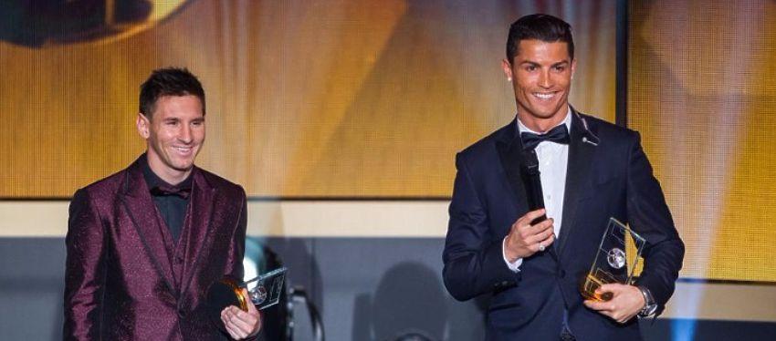 Messi y Cristiano Ronaldo no solo son los que más ganan dentro del campo, sino también fuera de él. Foto: @mundodeportivo.