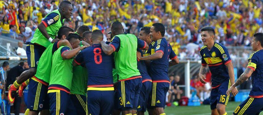 Colombia | Foto: @FCFSeleccionCol