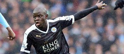 N'Golo Kanté, jugador del Leicester City, sería uno de los afectados de llegar a aplicarse el Brexit. Foto: Instagram.