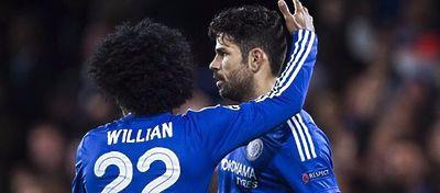 El discreto décimo puesto del Chelsea en la Premier League sería uno de los motivos de la marcha de Costa. Foto: Instagram.