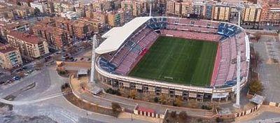Estadio de Los Carmenes - Sede Granada CF - Foto: Twitter