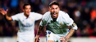 Esta vez el gol salvador de Ramos tendrá que esperar en el Mundial de Clubes. Foto: Twitter.