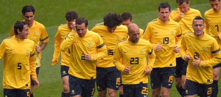 Foto: Selección Australia