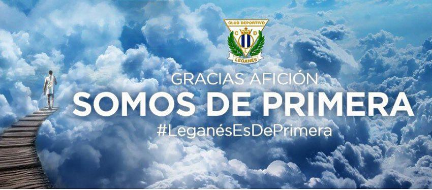 CD. Leganes | Foto: @CDLeganes