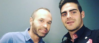 Iniesta's confession to the first spanish referee who acknowledged his homosexuality