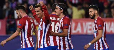 Cinco jugadores del Atlético entre los 100 mejores del mundo